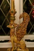 Griffin Candlestick